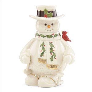 Lenox® Snowman Winter Friends Figurine